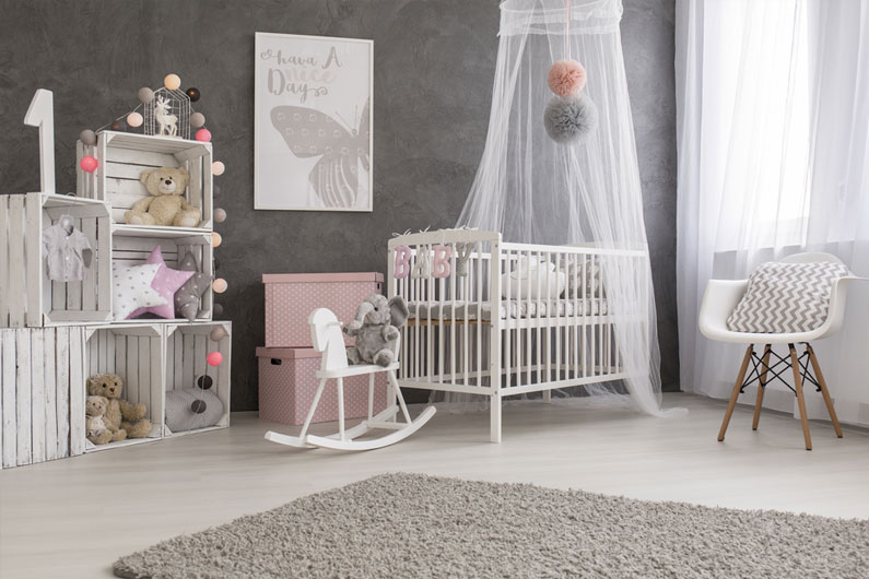 Picking the Perfect Color for Your Nursery