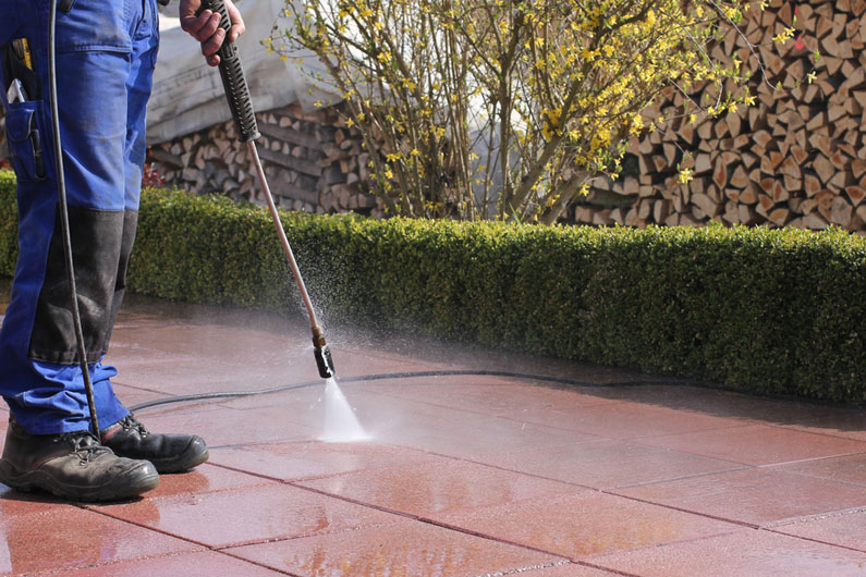 Pressure Washing Can Increase the Value of Your Property
