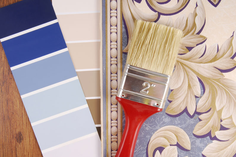 Paint vs. Wallpaper: Which is Better?